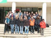 Ekipe GSSJD na Festivalu matematike 2008.