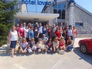 Gosti iz Plovdiva i njihovi domaćini