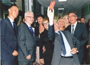 Selfie s predsjednikom Josipovićem