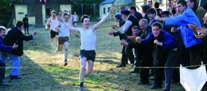 Iz filma Trči, dječače, trči